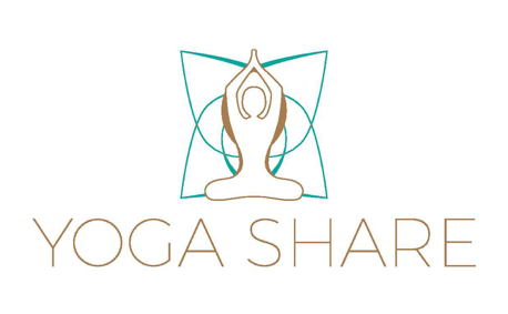 Yoga Share Logo