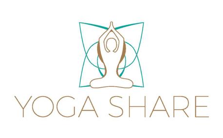 Yoga Share Logo